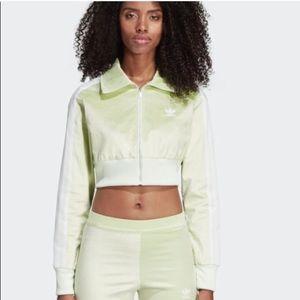 NEW Adidas Crop Jacket